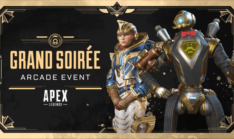 Apex Legends: in arrivo l'evento Gran Soirée