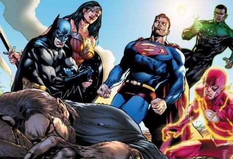 Dc fandome 2021: trailer dei nuovi film di Batman, Black Adam e the Flash!