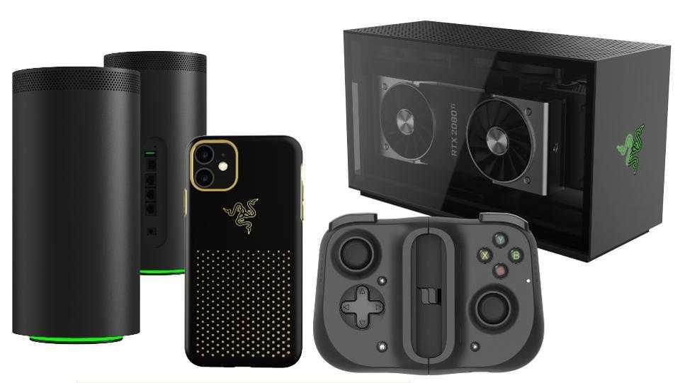 RAZER al CES 2020: nuovi confini per il gaming su mobile e PC