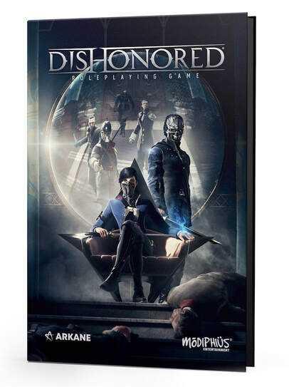 Dishonored: in arrivo il gioco di ruolo