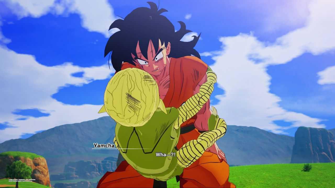 Dragon Ball Z Kakarot: come battere i Saibamen