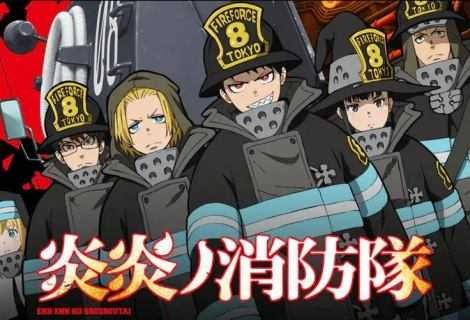 Fire Force riparte con un'edizione speciale