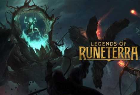 Annunciata la data dell'open beta di Legends of Runeterra