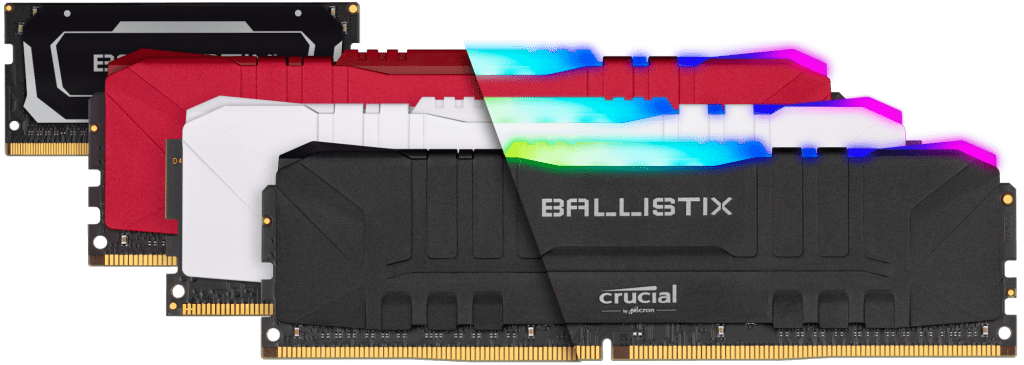 Crucial Ballistix: Crucial ha presentato la nuova generazione di memorie per il gaming al CES 2020