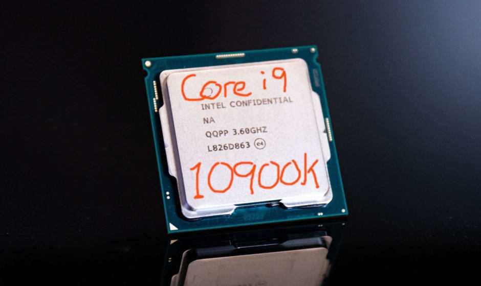 Intel Core i9-10900K è il 30% più performante dell'attuale generazione