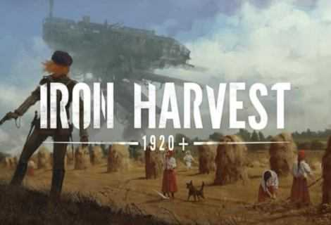 Annunciata la Open Beta di Iron Harvest 1920+