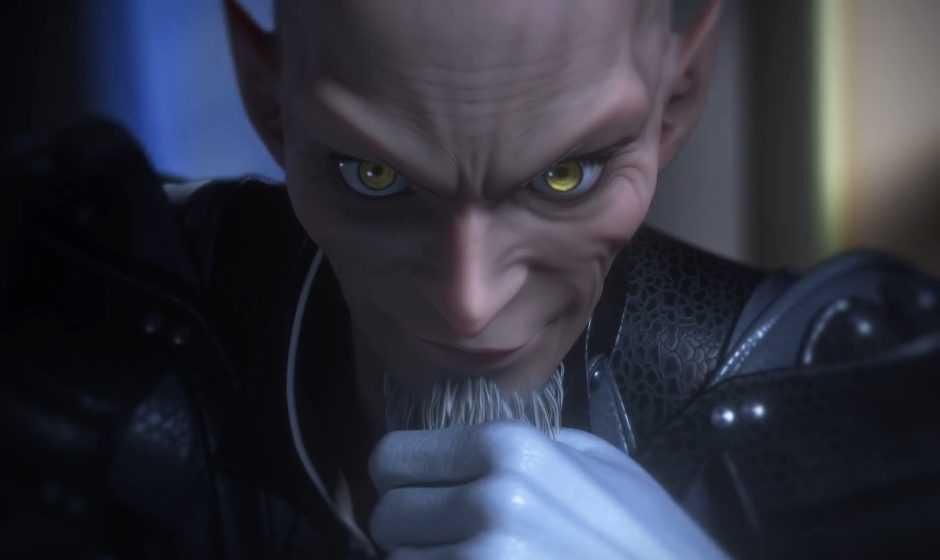Kingdom Hearts Project Xehanort: annunciato un nuovo spin-off