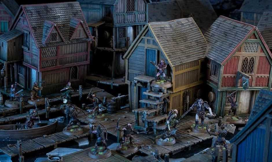 Come dipingere miniature Games Workshop – Tutorial 47: Lake-Town House
