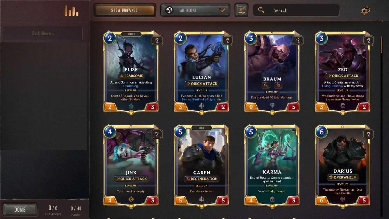 Legends of Runeterra: come farmare le ricompense in fretta