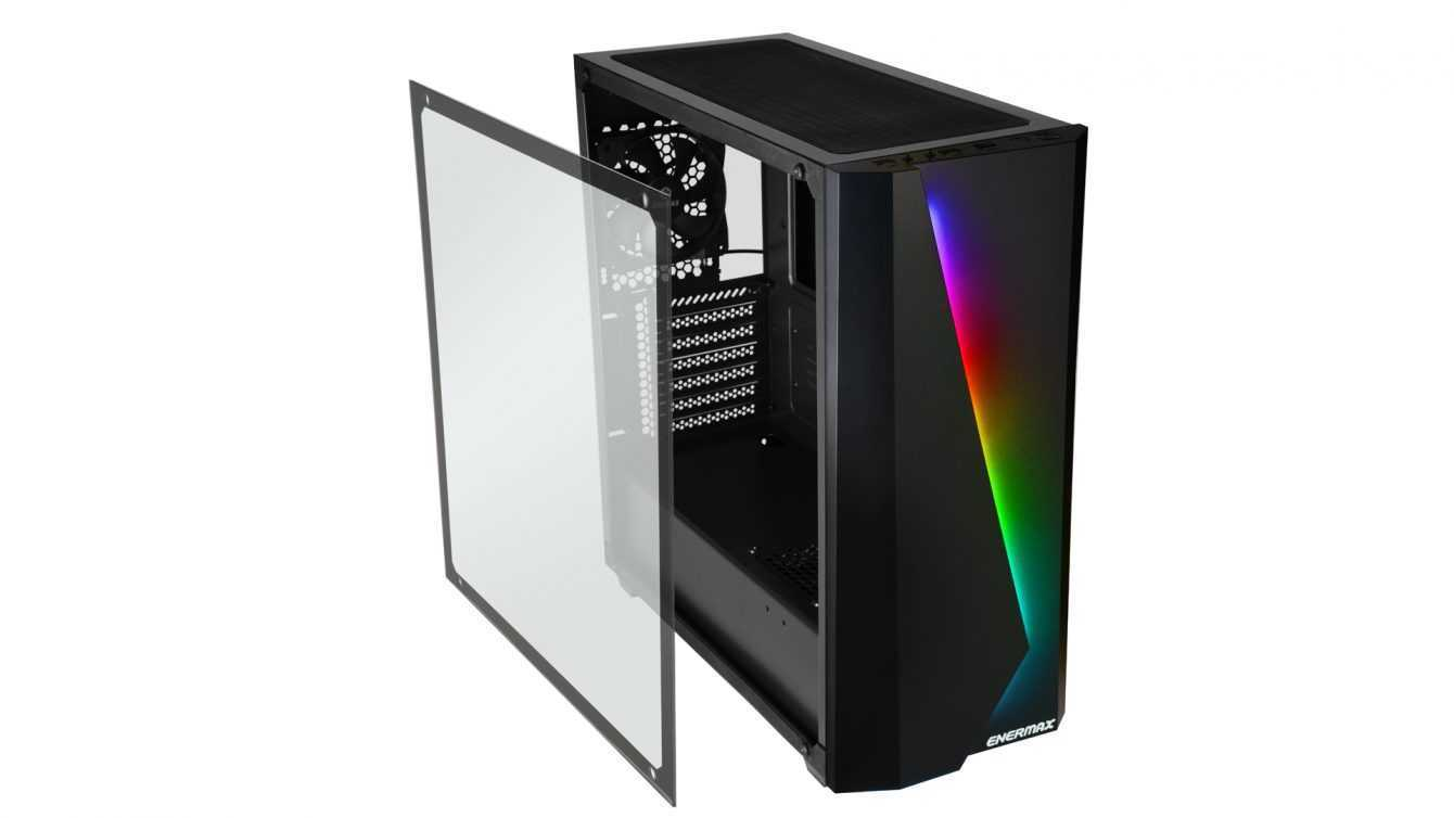 Makashi MK50: Enermax ha presentato il nuovo case con illuminazione RGB personalizzabile