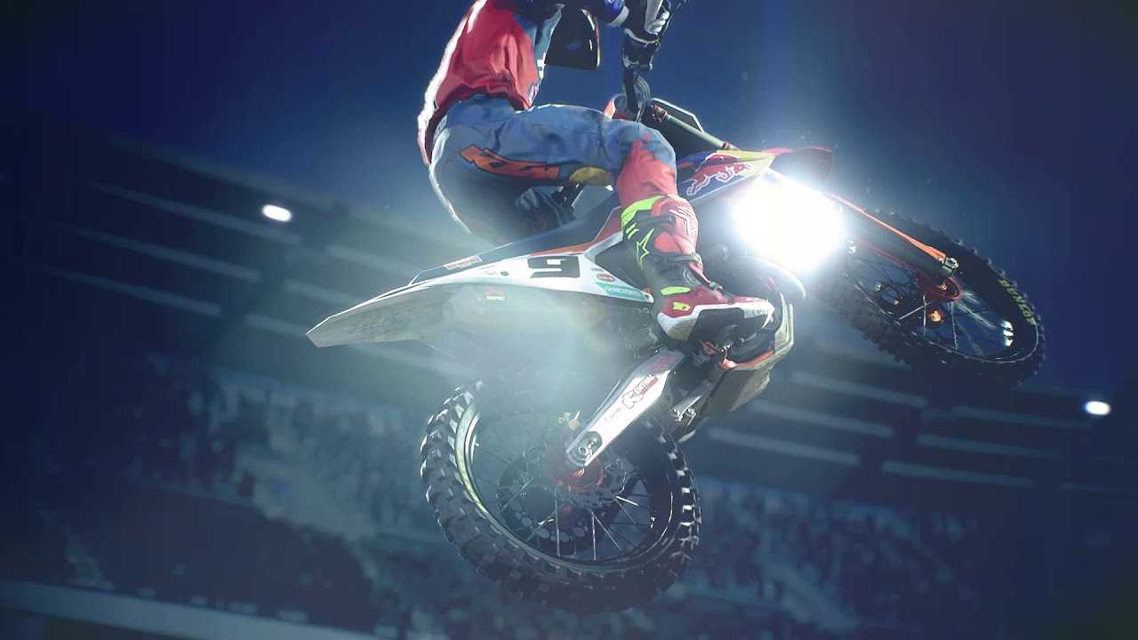Trailer di Monster Energy Supercross The official videogame 3 online