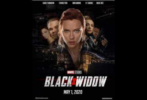 Black Widow: pinkwashing o lavori a rilento?