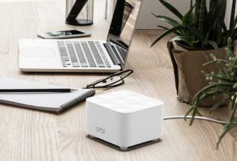 Netgear Orbi super compatto: copertura WiFi e design al top
