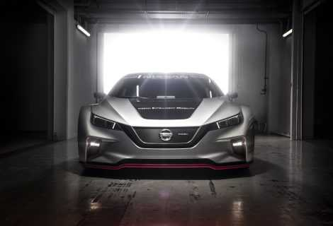 Nuova Nissan LEAF NISMO RC, adrenalina in pista per il debutto europeo