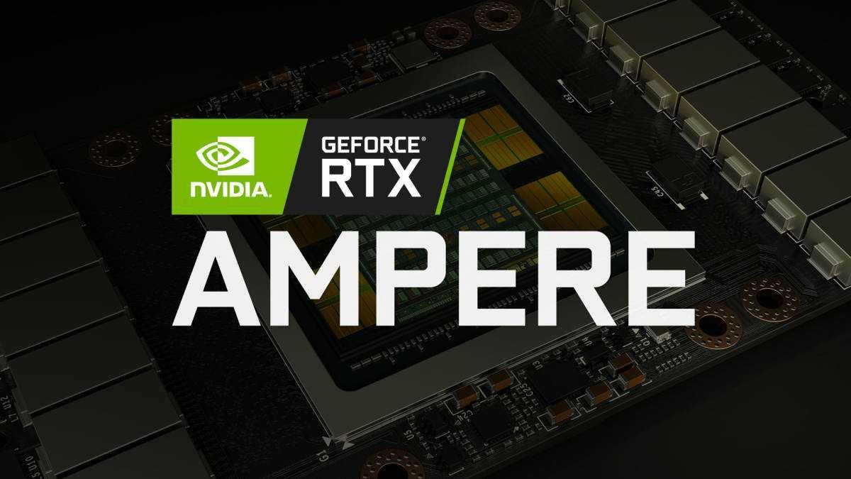 NVIDIA: le GPU Ampere offrirebbero il 50% di performance in più di Turing e consumi dimezzati