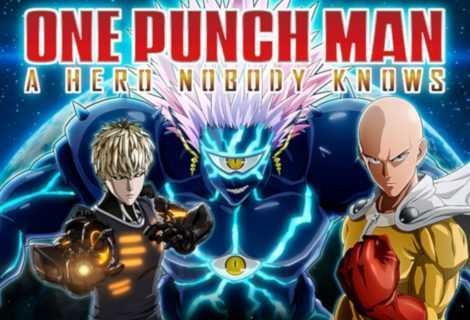 One Punch Man: A hero nobody knows, arriva Lightning Max