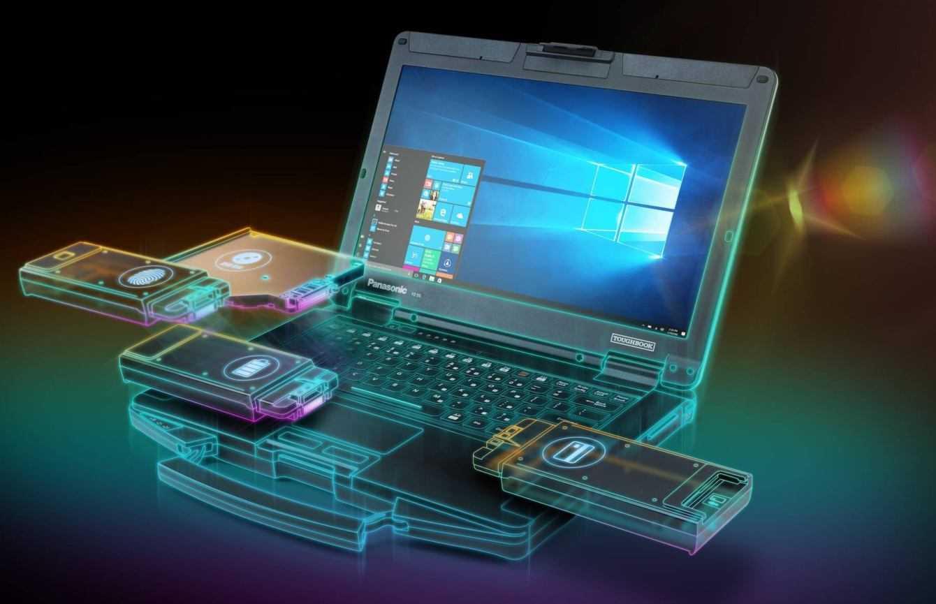 Panasonic Toughbook 55: tra i notebook semi-rugged più sicuri