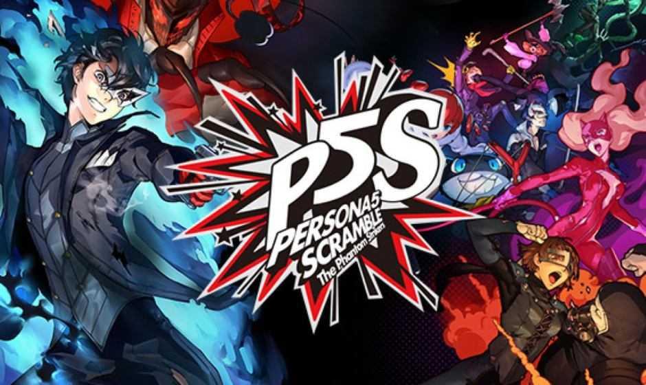 Persona 5 Scramble: The Phantom Strikers, prossimo all'uscita in occidente