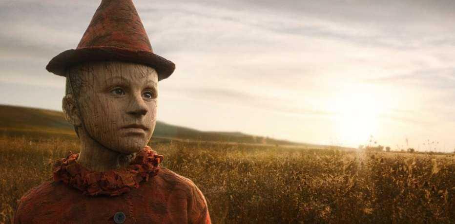 Nastri d'Argento 2020: Pinocchio riceve 9 candidature