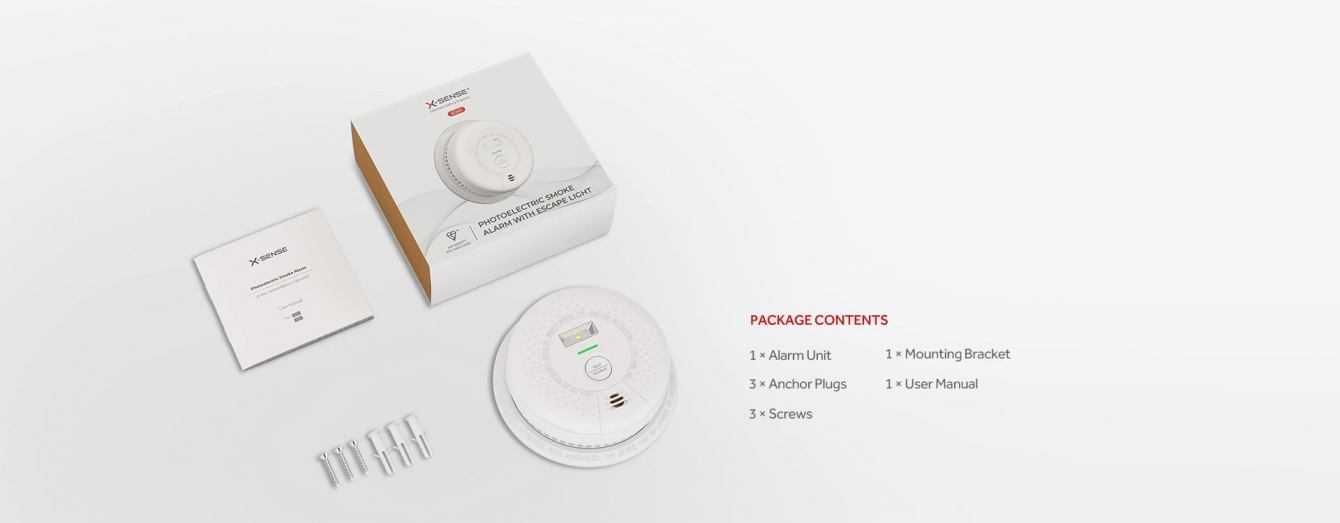 Sensori di fumo e di monossido: X-Sense per la sicurezza domestica