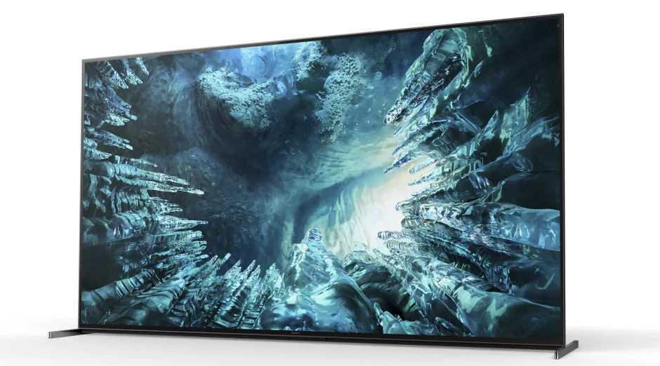 Sony presenta la nuova gamma di TV al CES 2020