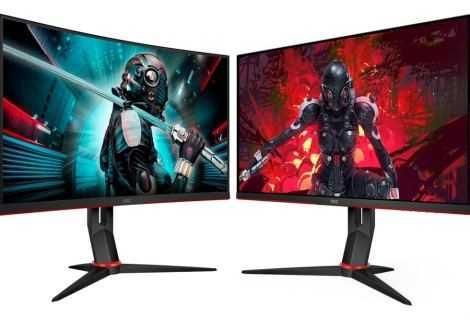 AOC G2 Esports: due nuovi monitor pronti a tutto