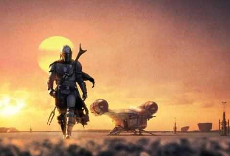 The Mandalorian 2: i character poster della seconda stagione