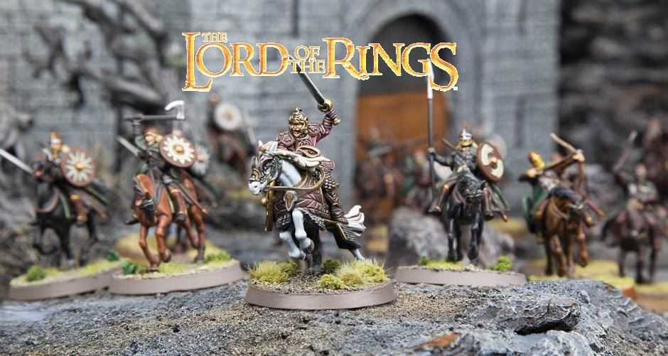 Come dipingere miniature Games Workshop – Tutorial 46: Re Théoden
