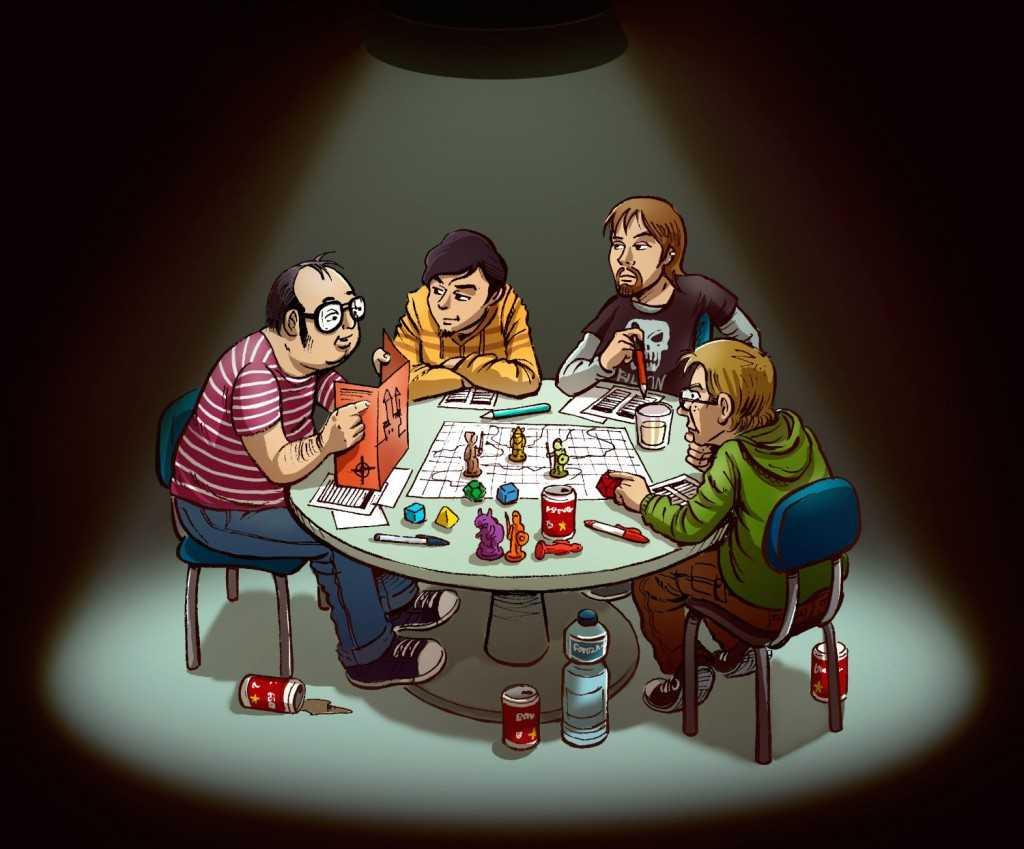 Capire il gioco di ruolo – Capitolo 3: socialità nei GdR