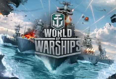 World of Warships: il nuovo update introduce La Grande Caccia