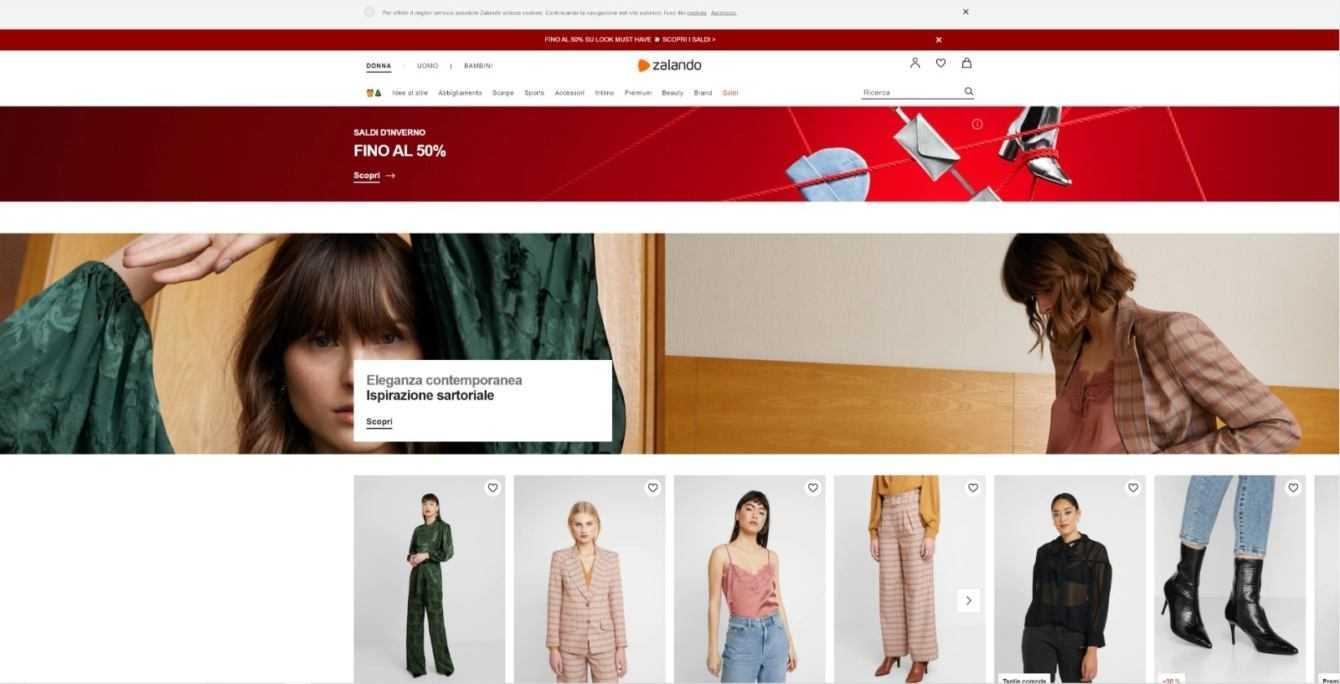 Migliori siti di abbigliamento | Aprile 2021