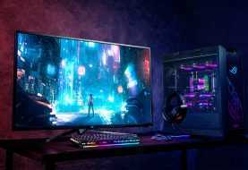 Arriva in Italia il monitor da gaming ASUS ROG Swift PG43UQ