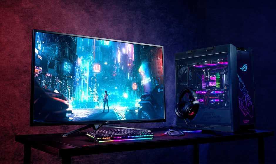 Arriva in Italia il monitor da gaming ASUS ROG Swift PG43UQ