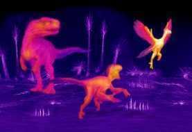 Dinosauri: come abbiamo misurato la febbre ai fossili