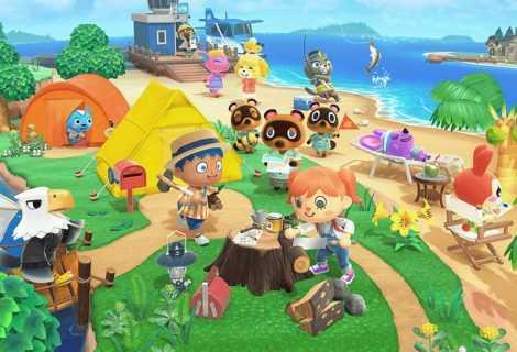 Animal Crossing New Horizons: disponibili gli oggetti per l'evento di Capodanno