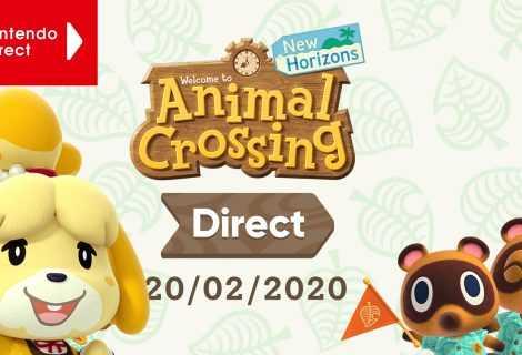 Nintendo Direct 20/02/2020: tutte le novità su Animal Crossing New Horizons