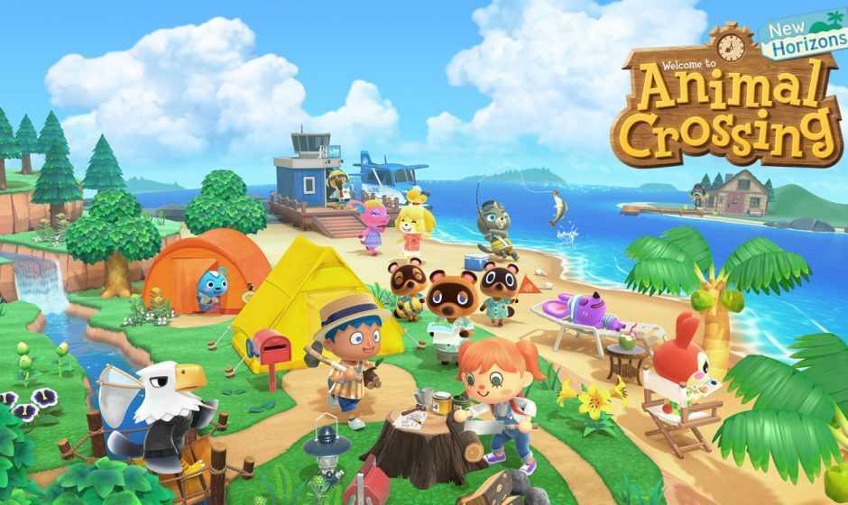Animal Crossing: New Horizons alleata all'Università di Macerata