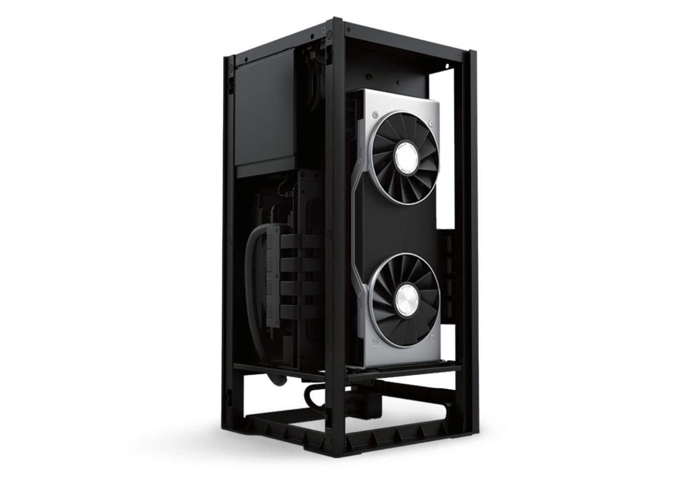 NZXT H1: nuovo case Mini ITX con supporto a GPU full-size