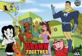 Drawn Together, reality show per adulti tra cartoni animati