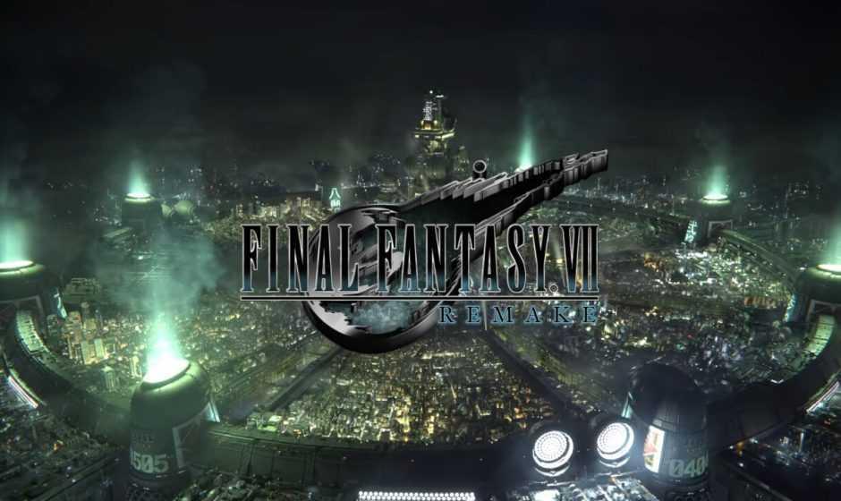 Ecco il Making of di FINAL FANTASY VII REMAKE