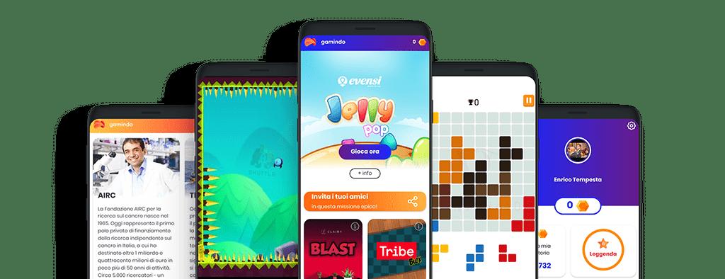 Gamindo: la prima piattaforma in cui si dona in beneficienza videogiocando