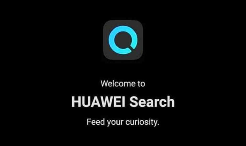 Huawei Search: ecco l'alternativa di Huawei all'app di Google