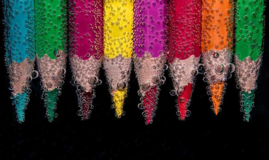 I colori da scegliere per siti e progetti grafici
