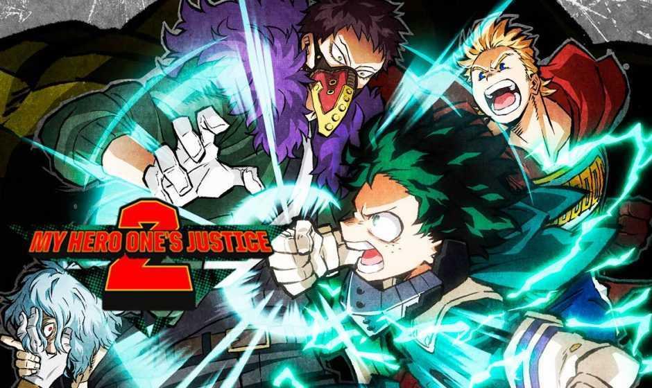 My Hero One's Justice 2: nuovi personaggi e modalità di giochi