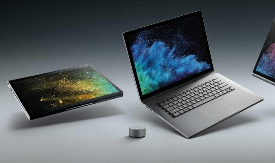 Microsoft Surface Book 3: in arrivo con schede grafiche NVidia Max-Q