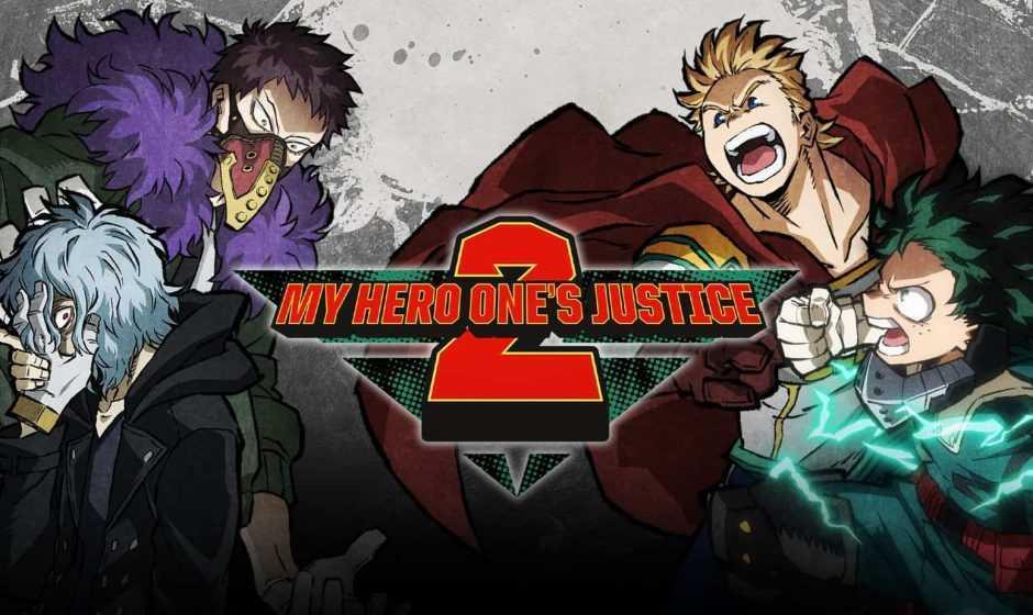My Hero One's Justice 2: arrivano i nuovi eroi nel trailer dedicato
