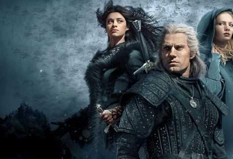 The Witcher: le prime immagini dal set della seconda stagione