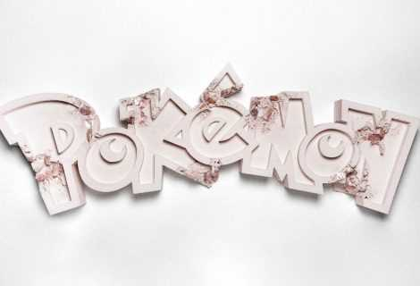 Pokémon e Daniel Arsham uniti per una collaborazione artistica