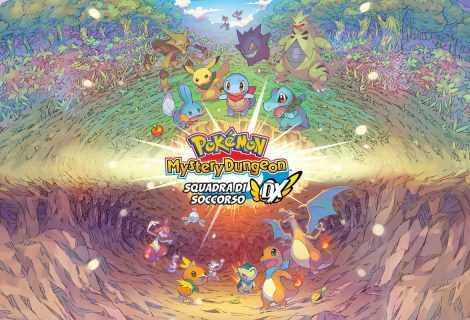 Pokémon Mystery Dungeon DX: guida agli Shiny