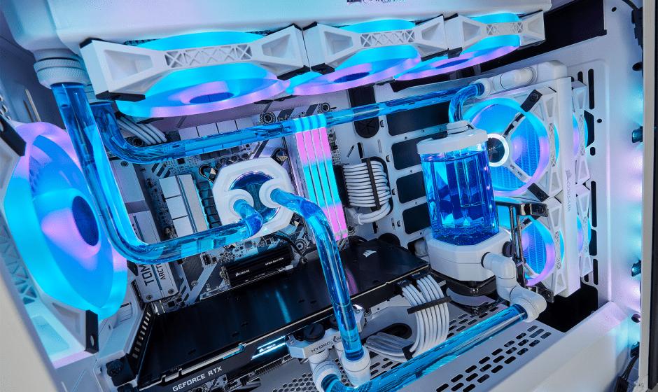 Corsair: i nuovi componenti di raffreddamento con illuminazione RGB